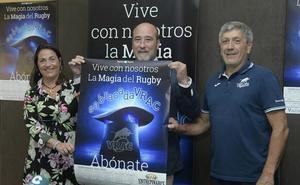 «Vive la magia del rugby» con el VRAC Quesos Entrepinares
