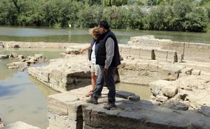 A la luz tras ocho siglos ocultas bajo el Pisuerga