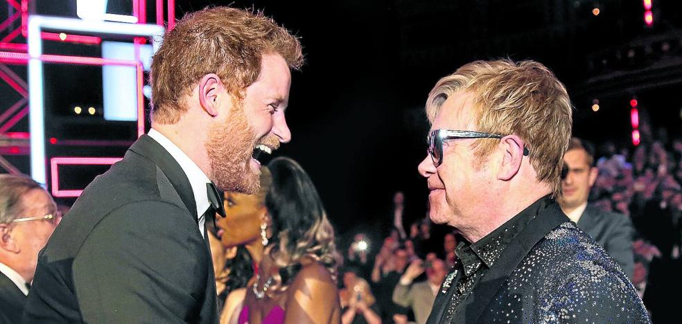 Sir Elton y su noble causa