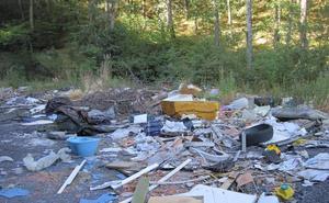 La Junta aprueba la restauración de 32 escombreras por más de 400.000 euros