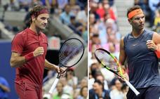 Nadal debutará con Millman y evita a Federer hasta la final