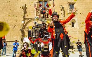 Las compañías emergentes piden paso en la Feria de Teatro de Castilla y León