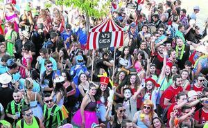 Laguna se prepara para sus fiestas con más de 150 actos programados