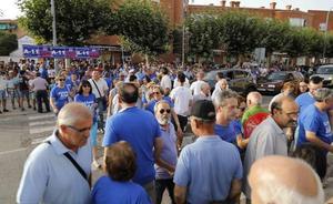 La Plataforma A11 Pasos de Peñafiel acudirá el domingo a Aranda en su propia marcha lenta