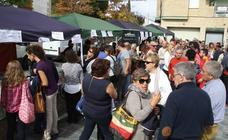 La XII Feria del Queso de Sardón espera reunir a más de 1.200 personas este sábado