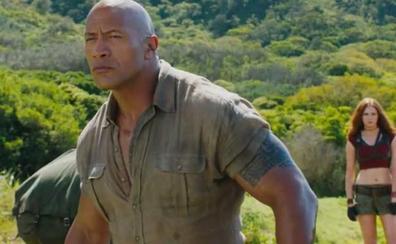 Dwayne 'La Roca' Johnson vuelve al tope de los actores mejor pagados, según Forbes