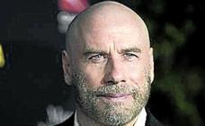 Travolta, más guapo calvo