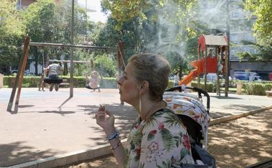 La Junta multa a siete municipios de Valladolid por no poner 'prohibido fumar' en parques infantiles