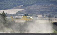 Incendio en Bocos de Duero