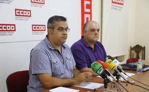 CCOO denuncia la situación alarmante en los centros de servicios sociales de la Junta