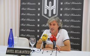 Aguirre destaca que los jugadores llegan «muy enchufados» a este primer partido para Unionistas CF