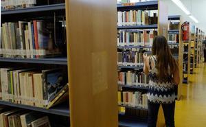 Las bibliotecas plantan batalla a la piratería