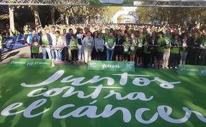 La II Marcha contra el Cáncer se celebra este sábado en cuatro pueblos de Valladolid