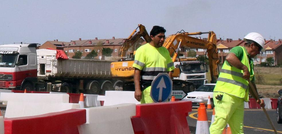 El avance de las obras de SG-20 volverá a afectar al tráfico desde la última semana de agosto