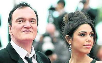 Tarantino y Pick esperan un hijo
