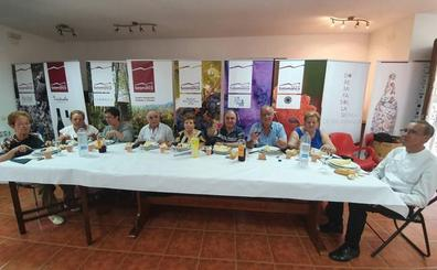 Fiesta anual de la Asociación de Mayores Virgen del Robledo de Sequeros