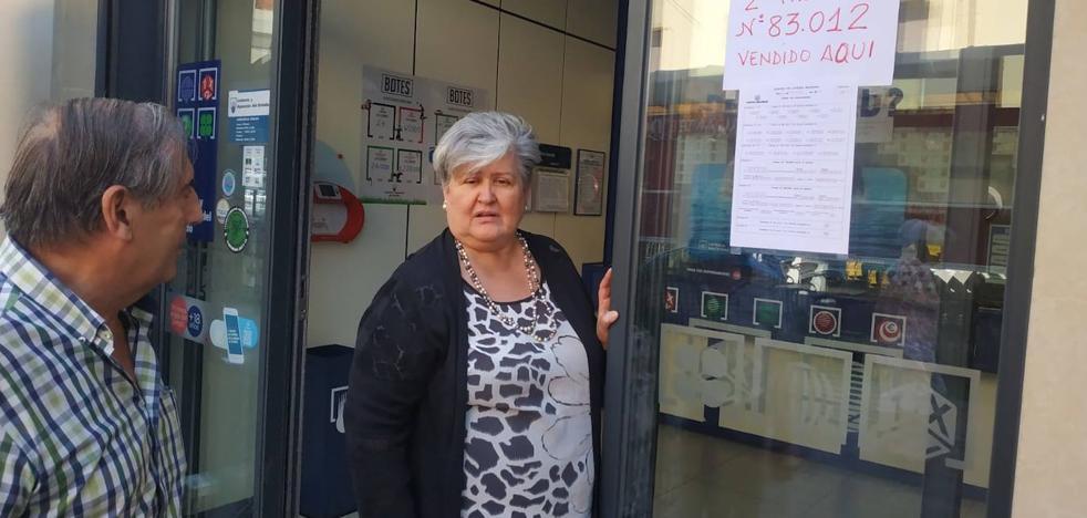 El segundo premio de la Lotería Nacional deja 120.000 euros en Palencia