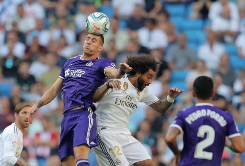 Las mejores imágenes del Real Madrid-Valladolid
