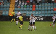 Comienzo y triunfo del Salamanca (3-1)