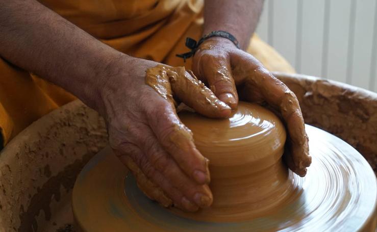 Carlos Jimeno Velasco, un artista de la cerámica
