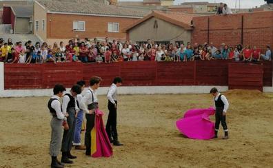Torrelobatón cierra sus fiestas con el encierro campero y una exhibición de toreo de salón