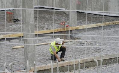 La construcción ve peligrar su renacimiento en Castilla y León por la carencia de trabajadores cualificados