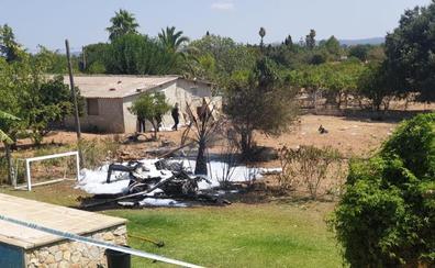 Siete muertos tras chocar en el aire un helicóptero y una avioneta en Mallorca