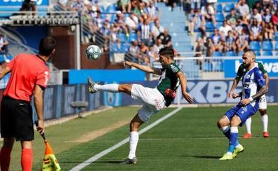 Diego López evita la victoria del Alavés sobre la bocina