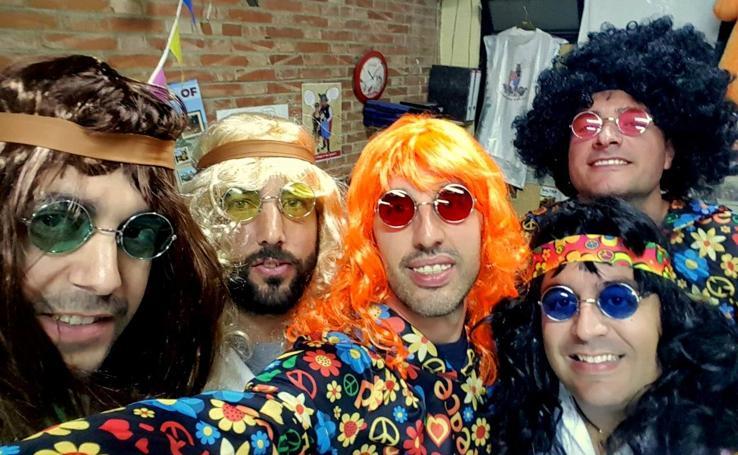 Carnaval en Baltanás