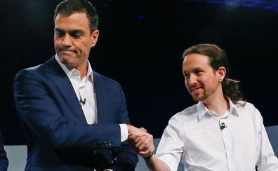 PSOE y Podemos dejan la negociación para «el último momento»