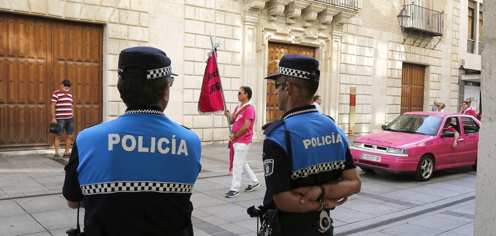 La Policía Local programa 475 servicios para reforzar la seguridad en San Antolín