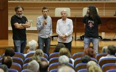 El Curso de Cine acoge a los premiados del Festival de Medina