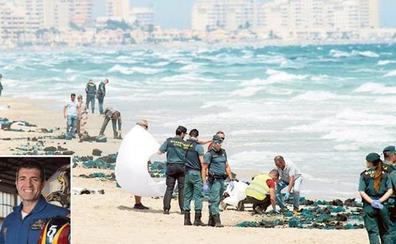 El piloto fallecido en Murcia se estrelló al tratar de rectificar una maniobra en picado