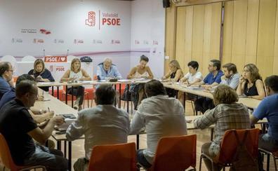 La elección del portavoz en la Diputación de Valladolid provoca una nueva crisis en el PSOE