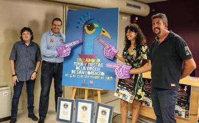 Las peñas de Valladolid organizan más de 40 actividades para fiestas e intentarán batir dos récords Guinness