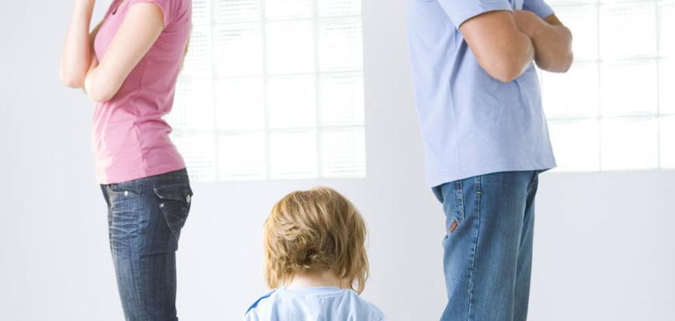 Cómo afrontar el divorcio con los hijos