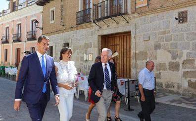 Ángel Ibáñez insiste en que saldar la deuda de 440 millones de euros con el Gobierno «es de justicia»