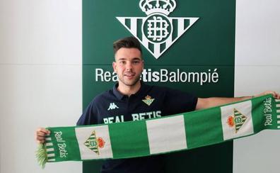 El segoviano Guille Postigo ficha por el filial del Betis de fútbol sala