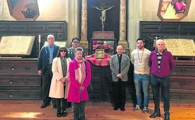 El Silencio abre a todas las cofradías la procesión del Lignum Crucis en Ciudad Rodrigo