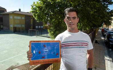 Juventud cargada de pasión por el fútbol sala