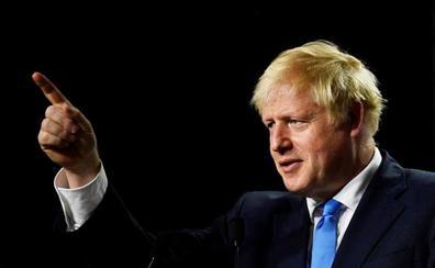 Boris Johnson gana la partida