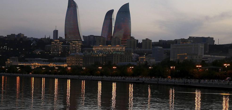 Bakú, la renacida París del Cáucaso
