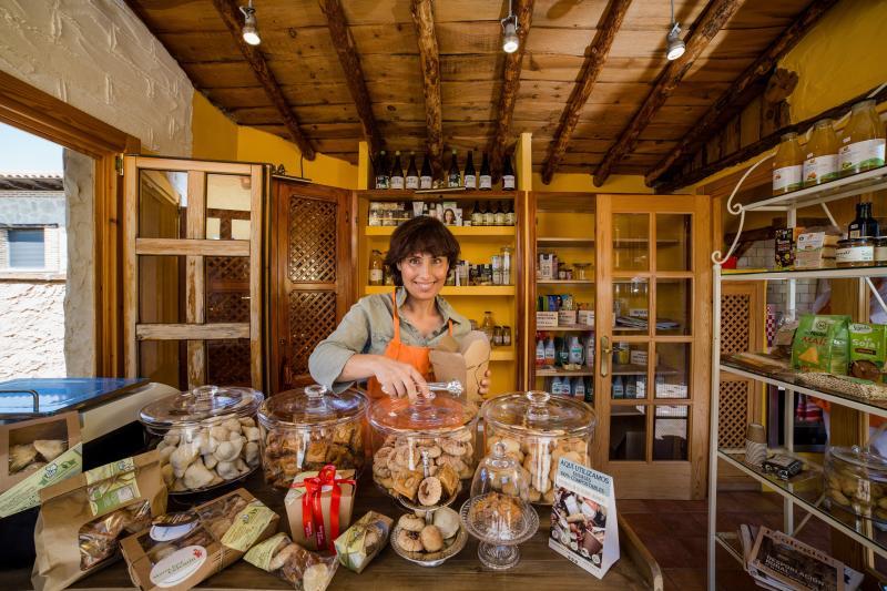 Pastelería ecológica árabe contra la despoblación rural