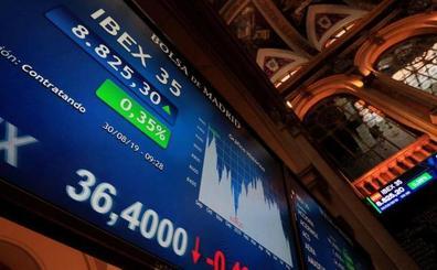 El Ibex-35 sube un 1,89% en la semana y reduce sus pérdidas de agosto hasta el 1,76%