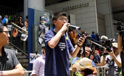 Oleada de arrestos para frenar las protestas de Hong Kong