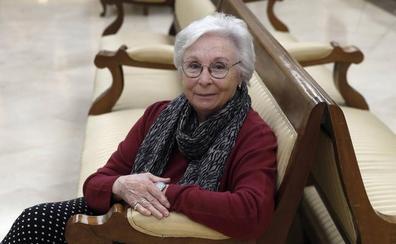 La pionera Josefina Molina recibe el Premio Nacional de Cine