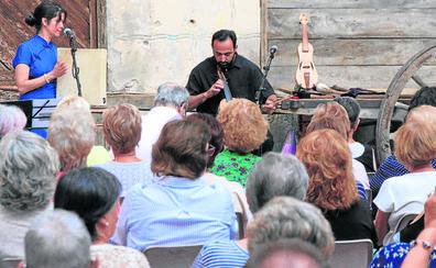 Félix Contreras y Vila Sirga abren el nuevo ciclo de Música en los Corralillos