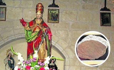 Castromonte tendrá una reliquia del patrón de la localidad, San Clemente