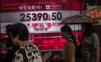 China avanza por tierras movedizas