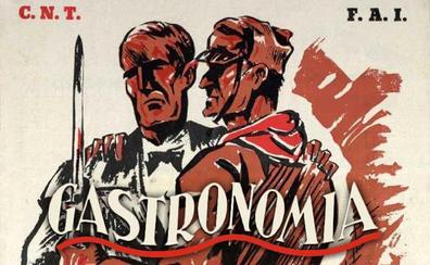 Gastronomía anarquista y de guerra